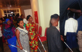 Dialogue in the Dark wows Kigali