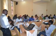 NUDOR organized Partnership meeting at Beausejour Hotel
