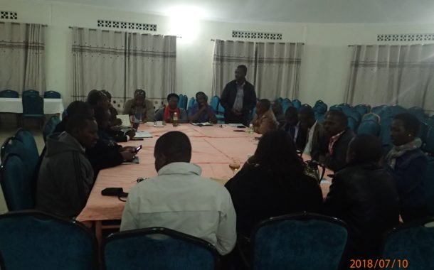 NYABIHU District Committed to work closely with NUDOR