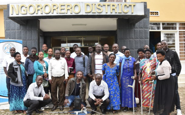 Local leaders in NYARUGURU, NGORORERO, MUSANZE and KAYONZA trained on VSLA Methodology