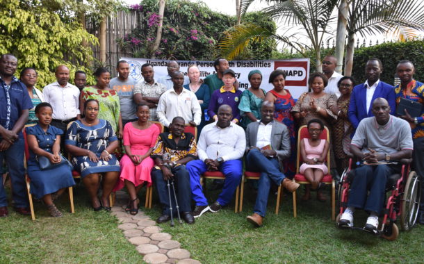 NUDOR Hosted Uganda-Rwanda Persons with Disabilities (PWDs) Accessibility Advocacy Experience Sharing Meeting