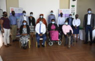 "NUDOR LAUNCHED THE PROJECT ""WORK AND RESPECT"" TO SUPPORT PERSONS WITH DISABILITIES ESPECIALLY YOUTH BY TVETs"