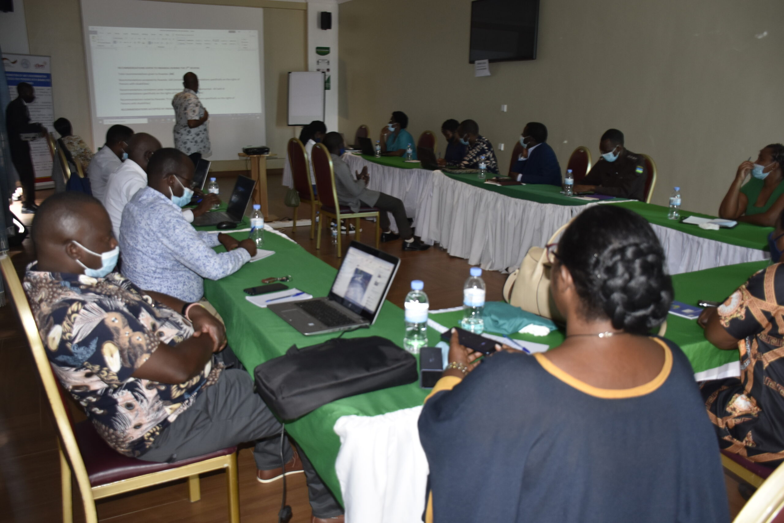 DIFFERENT INSTITUTIONS IN HUMAN RIGHTS IN RWANDA RECOMMENDS THE GOVERNMENT TO DO MORE TO IMPLEMENT THE UPR